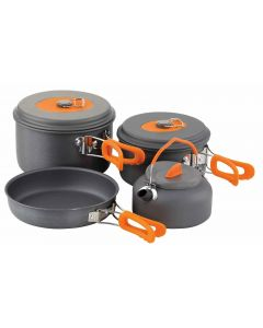 Chub All In One Cook Set Cookware Compact Complete Cook Set