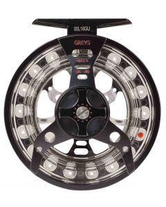 Greys New 2018 QRS Quad Rating System Freshwater Fly Fishing Cassette Reel