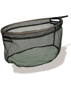Greys Rubber Spoon Micro Mesh Landing Net - Fishing Net