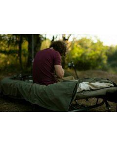 Korda DRYKORE Bedchair Cover Olive Waterproof - Carp Fishing