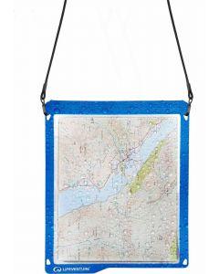 Lifeventure Heavy Duty Blue Waterproof IPX7 Map Phone Money Case Drysack