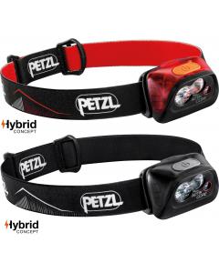 Petzl Actik Core 450 Lumens Outdoor Camping / Hunting Head lamp Torch Recharge