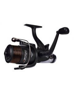 Shakespeare Beta 40 Freespool Fishing Carp Runner Switch Reel Spooled Mono