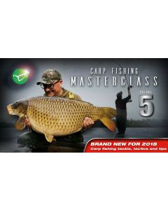 Korda Carp Fishing Masterclass Volume 5 DVD Carp Coarse Fishing